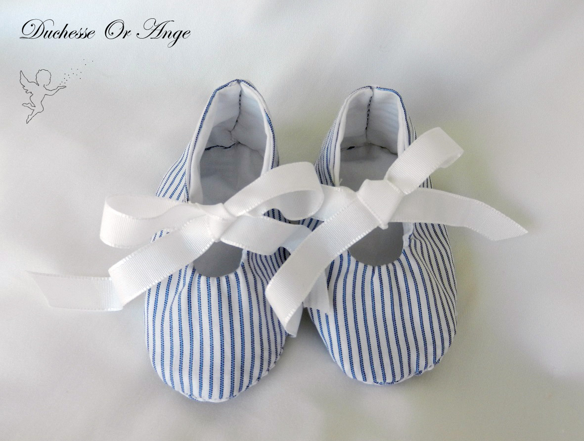 Doac 31 c chaussons bebe baby shoes