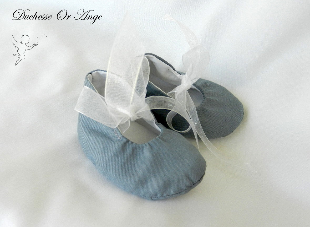 Doac 33 b chaussons bebe baby shoes