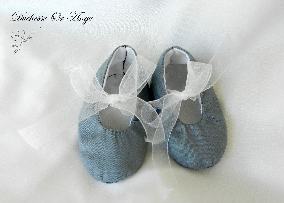 Doac 33 c chaussons bebe baby shoes