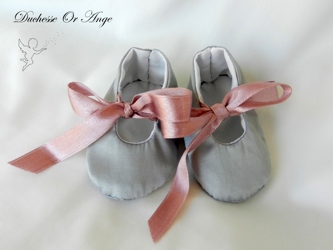 Doac 35 c chaussons bebe baby shoes
