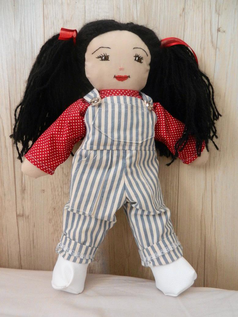 Doap 12 duchesse or ange poupee rose doll b