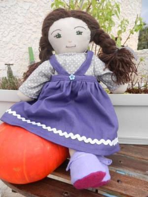 "Rag doll ""Sophie"""