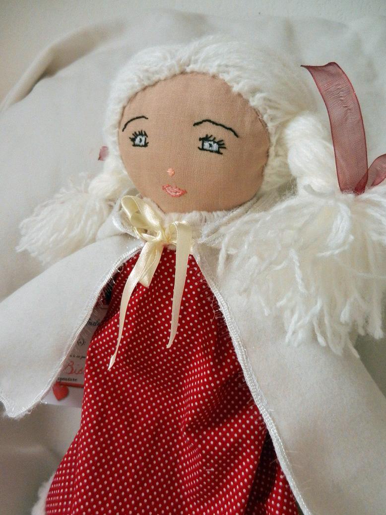 Doap 15 duchesse or ange poupee lisa doll b