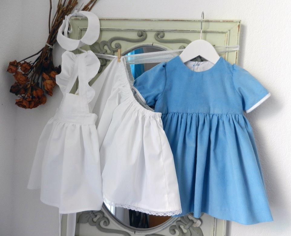 Duchesse or ange robe alice au pays des merveilles 4