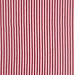 26 coton raye rouge et blanc 1