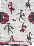 75 jacquard femme shopping