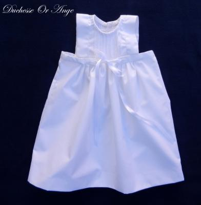 Ceremony or Christening white dress - 6 months old