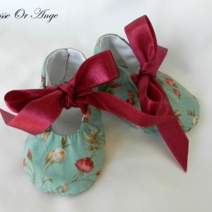 Doac 32 a chaussons bebe baby shoes