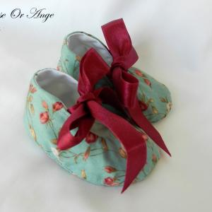 Doac 32 b chaussons bebe baby shoes