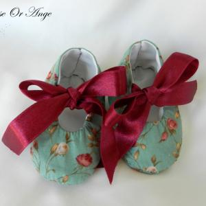 Doac 32 c chaussons bebe baby shoes