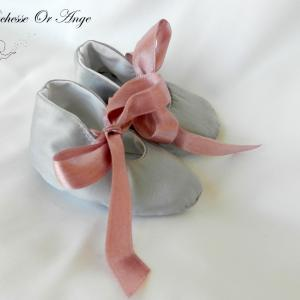 Doac 35 b chaussons bebe baby shoes