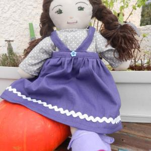 Doap 13 duchesse or ange poupee sophie doll a
