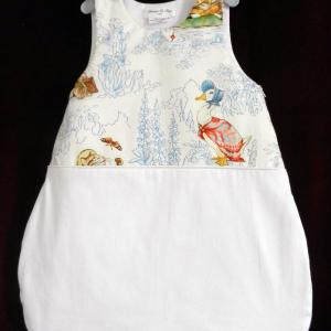Duchesse or ange 236 a gigoteuse turbulette beatrix potter blanche bebe