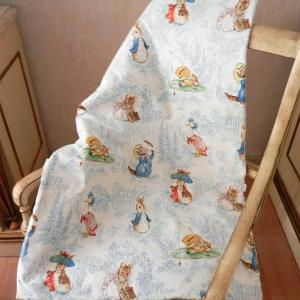 Duchesse or ange doaa 65 couverture bebe beatrix potter minky a