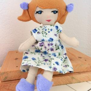 Duchesse or ange doap 17 poupee blond venitien mistinguette a