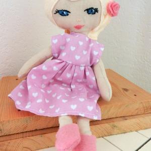 Duchesse or ange doap 19 poupee blonde mistinguette a